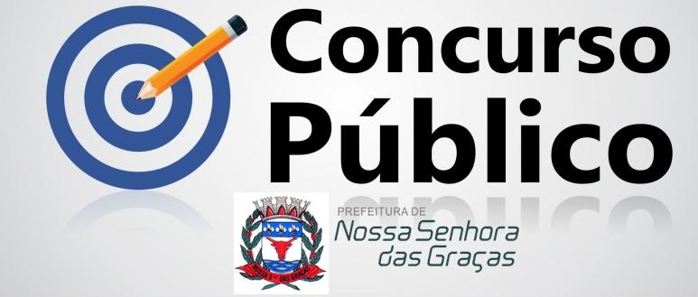 EDITAL DE CONVOCAÇÃO N° 04/2021- DO CONCURSO PUBLICO DA PREFEITURA MUNICIPAL DE NOSSA SENHORA DAS GRAÇAS N° 001/2019
