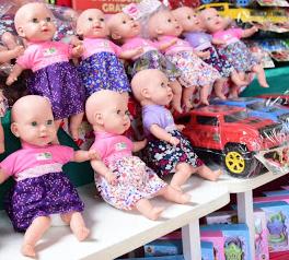 Cancelamento da distribuição de brinquedos no final de ano.